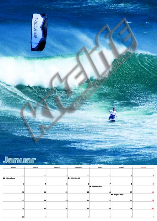 Kitelife Kalender 2011