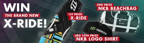 Win an X-Ride
