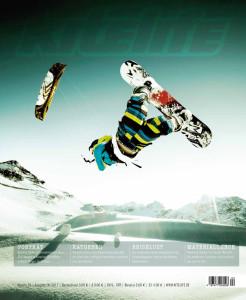 Cover Kitelife Ausgabe 25