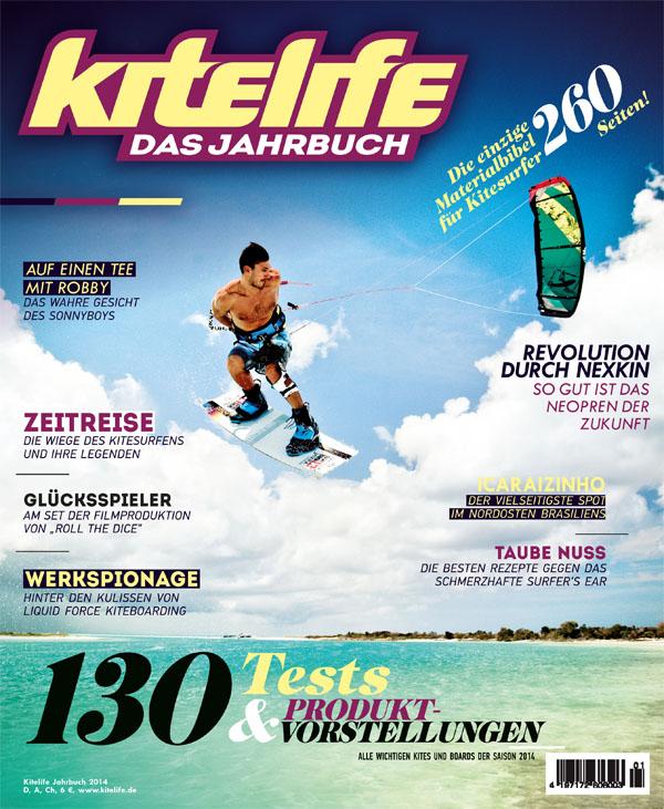 Kitelife-Jahrbuch-2014