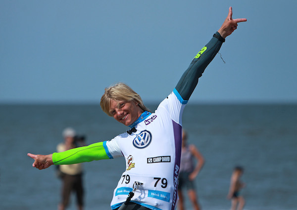 Think Blue Kitesurf World Cup